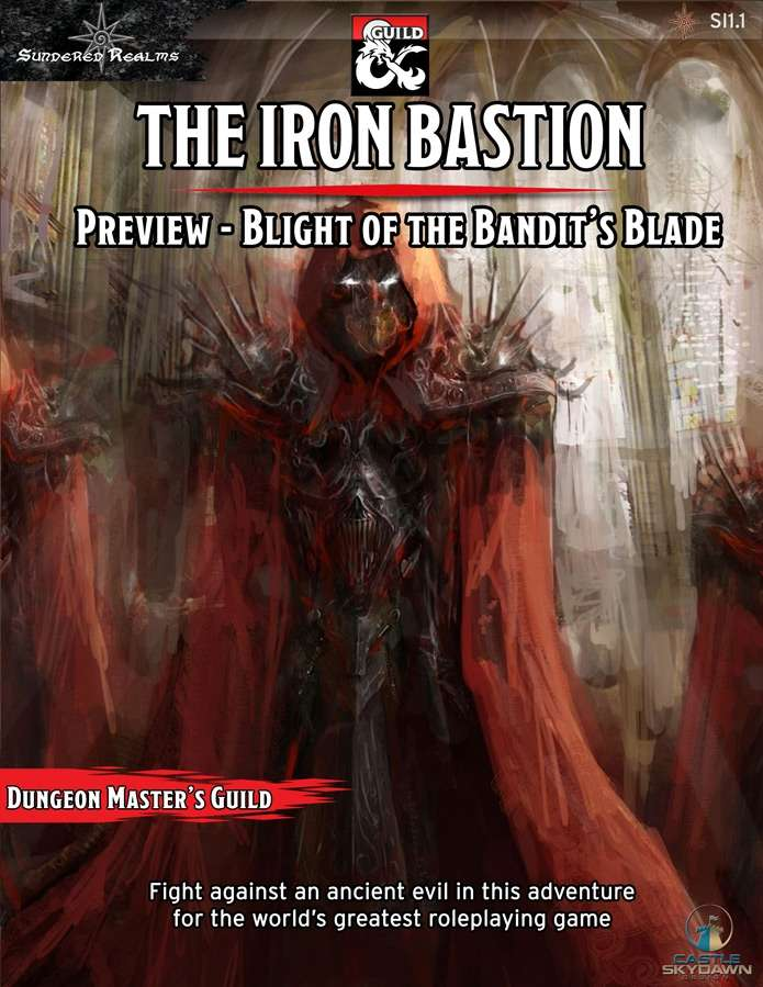 The Iron Bastion Preview