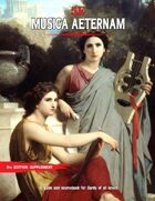 Musica Aeternam: A Bardic Handbook