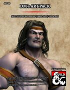 ART005 Male Human Barbarian (Inner Seas)
