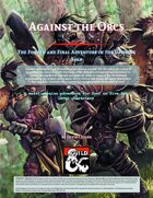 Against the Orcs