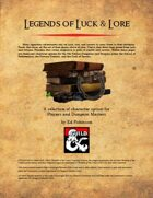 Legends of Luck and Lore