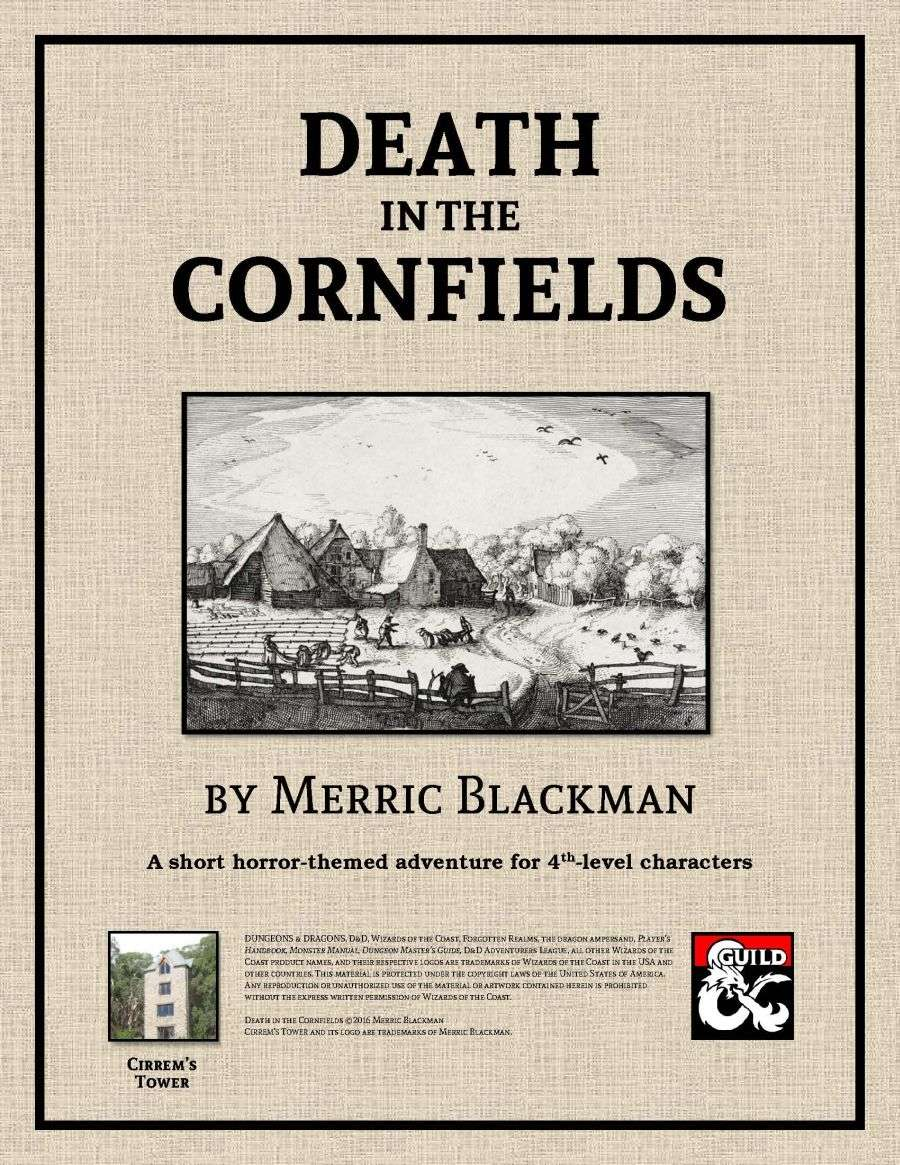 Death in the Cornfields