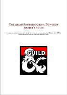 Asian sourcebook 2: The dungeon master's guide