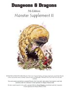 D&D 5th Edition Monster Supplement II