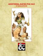 Additional Races for D&D