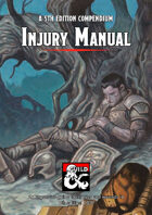 Injury Manual for 5th edition