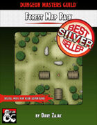 Forest Map Pack: Digital maps for your adventures!