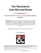 The Treasure of Lady Hellion Hacke