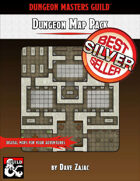 Dungeon Map Pack: Digital maps for your adventures!