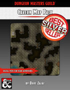 Cavern Map Pack: Digital maps for your adventures!