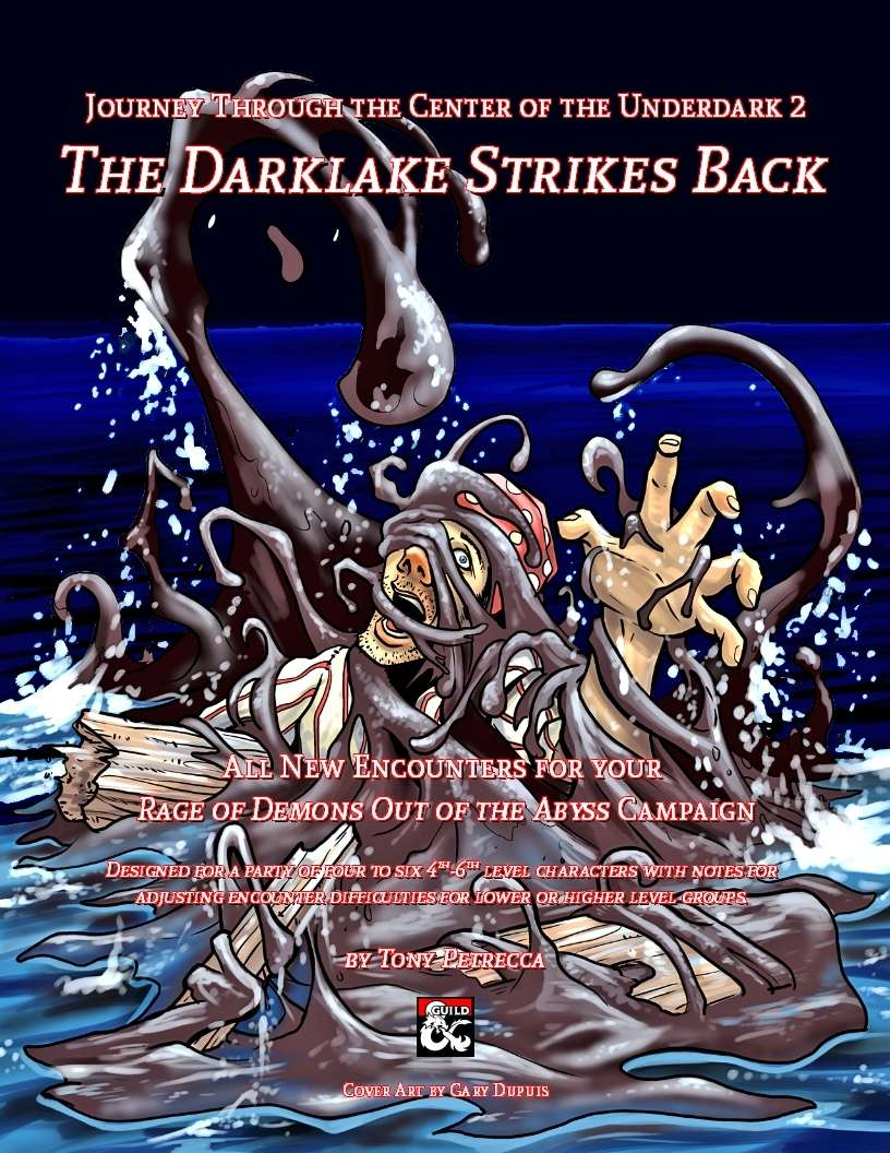 The Darklake Strikes Back