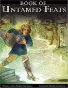 Book of Untamed Feats
