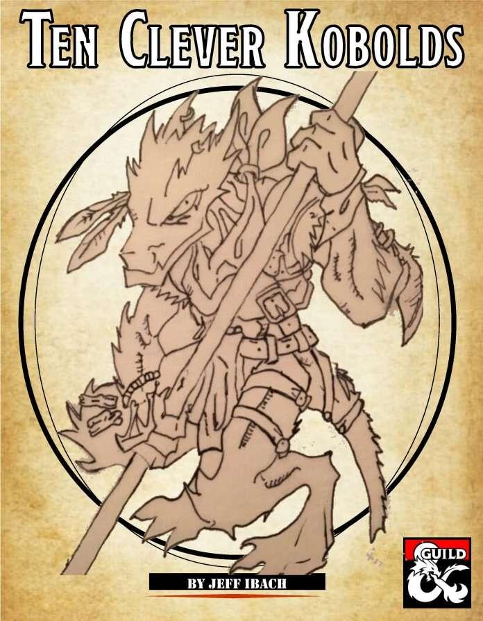 Ten Clever Kobolds - Dungeon Masters Guild | Dungeon Masters