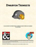 Dwarven Trinkets