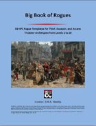 Big Book of Rogues