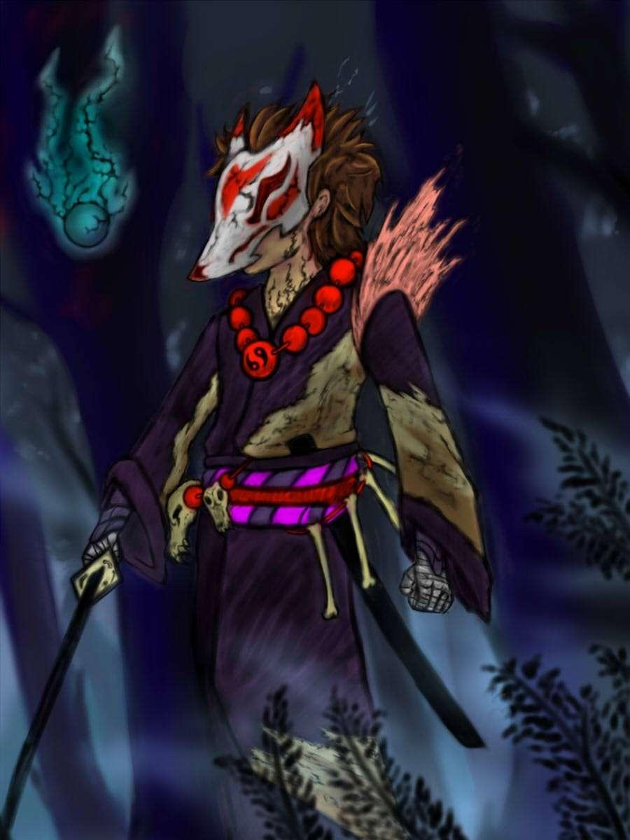 D D 5e Samurai New Playable Class Dungeon Masters Guild Dungeon Masters Guild