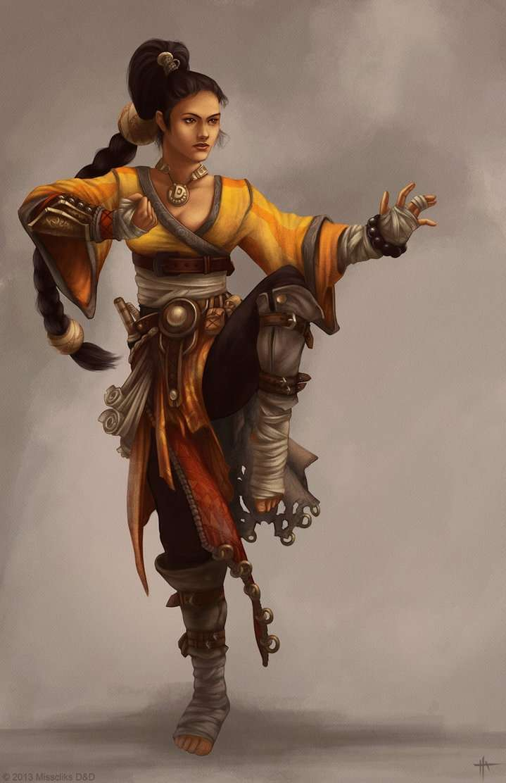 Monk Archetype: Path of Transcendence - Dungeon Masters Guild