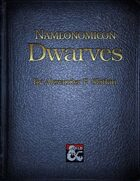 Nameonomicon: Dwarves - Name Generator