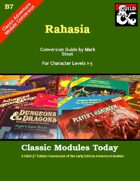 Classic Modules Today: B7 Rahasia (5e)
