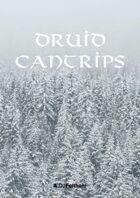 Druid Cantrips