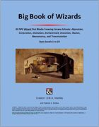 Big Book of Wizards
