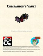 Companion's Vault