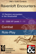 Ravenloft Encounters