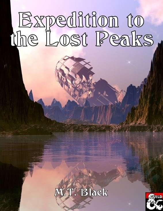 Cover of Expedition to the Lost Peaks
