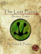 Cover of The Lost Places LP-2: Sunken Tower