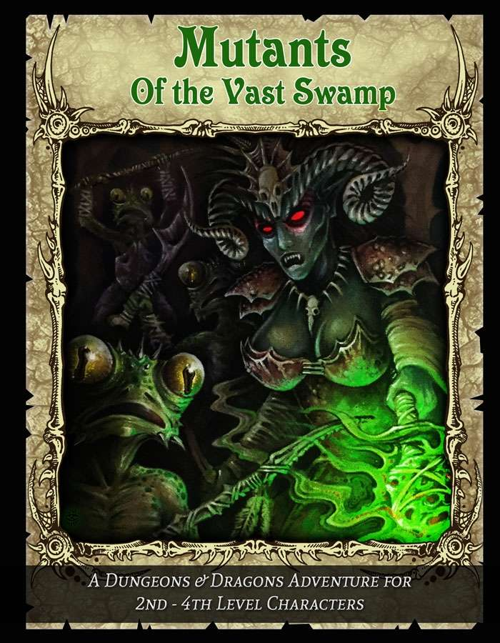 Mutants of the Vast Swamp