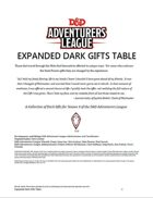 DDAL04 Expanded Dark Gifts Table [OPTIONAL CONTENT]