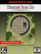 Wilderness Tower Map: Digital map for your adventures!
