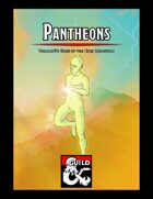Pantheons IV: Gods of the Holy Mountain