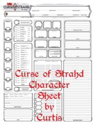 Curse of Strahd Character Sheet