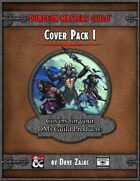 Cover Pack I: Covers for your DMs Guild Products