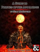 A Guide to Princes of the Apocalypse