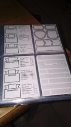 Card Sized Character Sheet