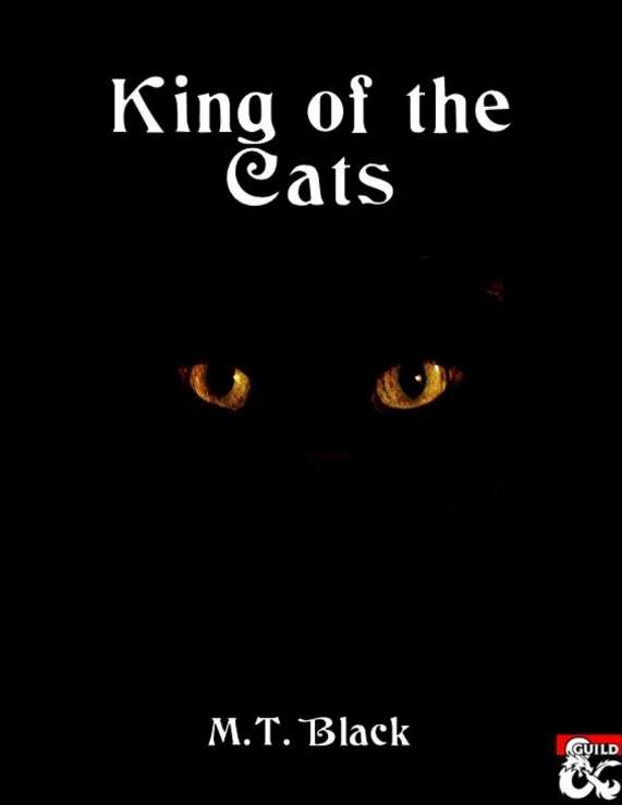 Cover of King of the Cats