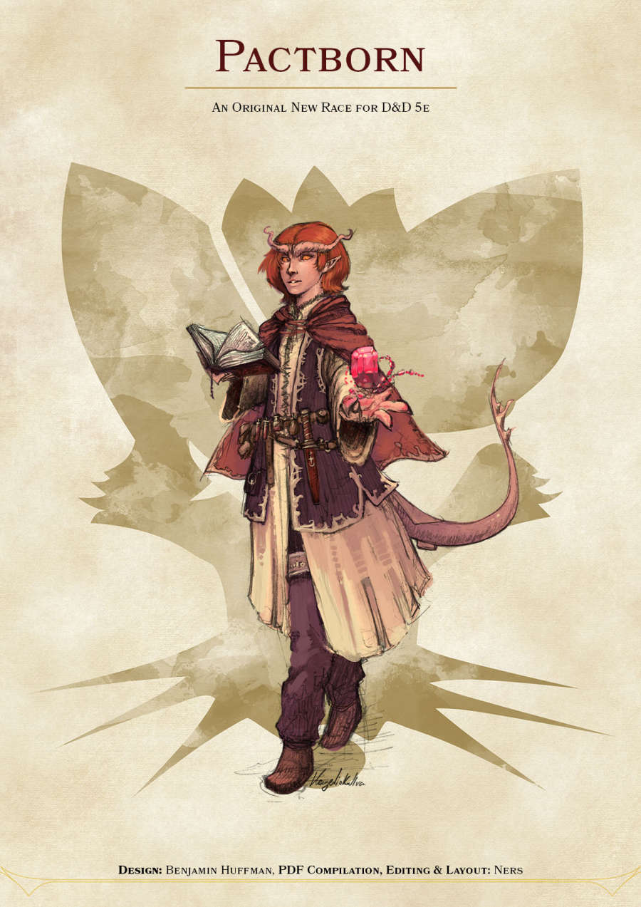 dungeons and dragons 5th edition races and classes
