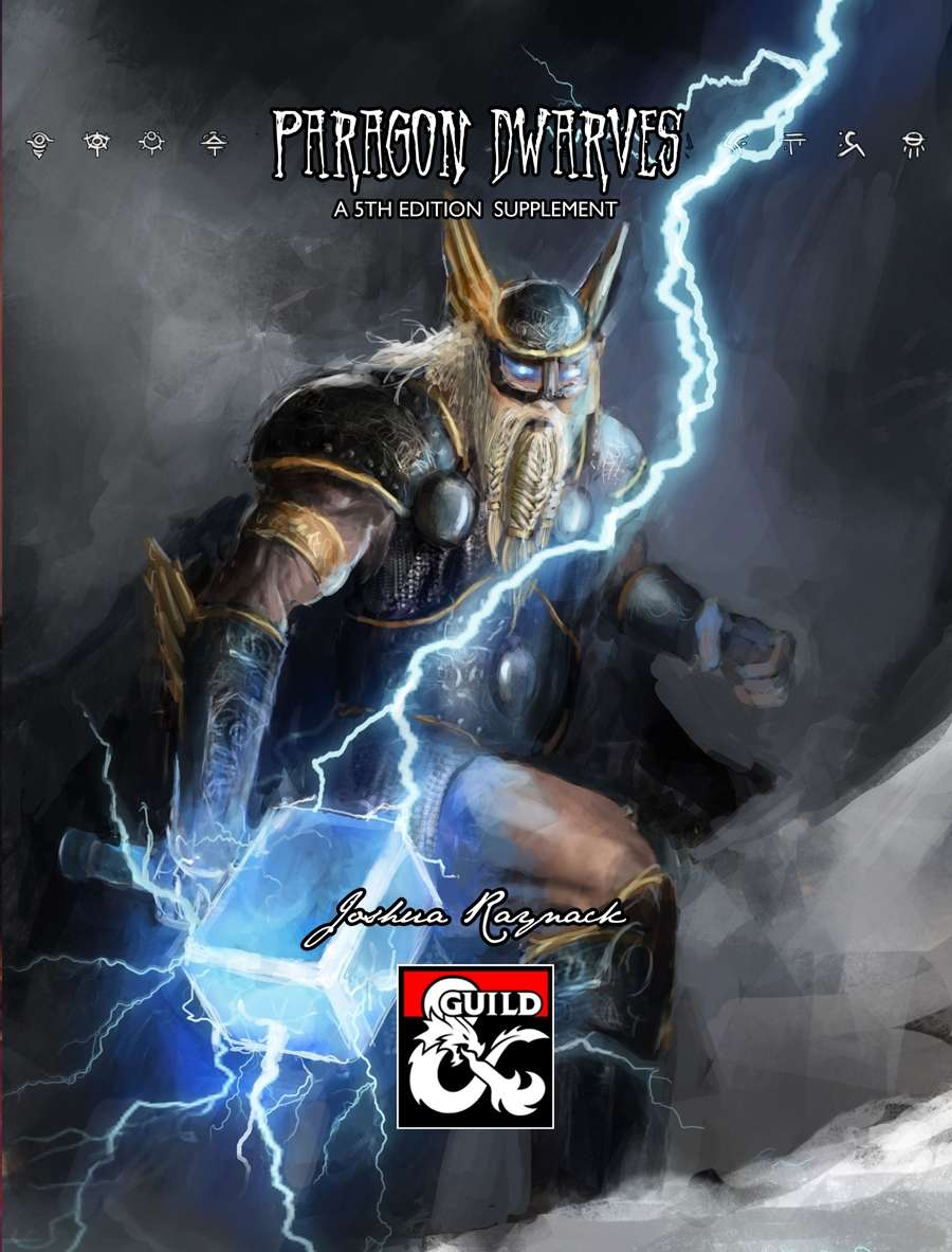 Paragon Dwarves (5e) - Dungeon Masters Guild | Dungeon Masters Guild