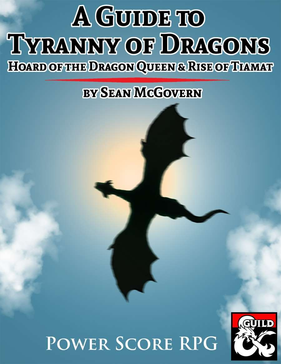 A Guide to Tyranny of Dragons - Dungeon Masters Guild   Dungeon