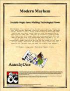 Modern Mayhem