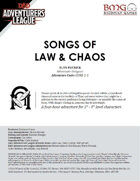 CCC-BMG-05 CORE 2-2 Songs of Law & Chaos