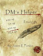 DM's Helper : XP