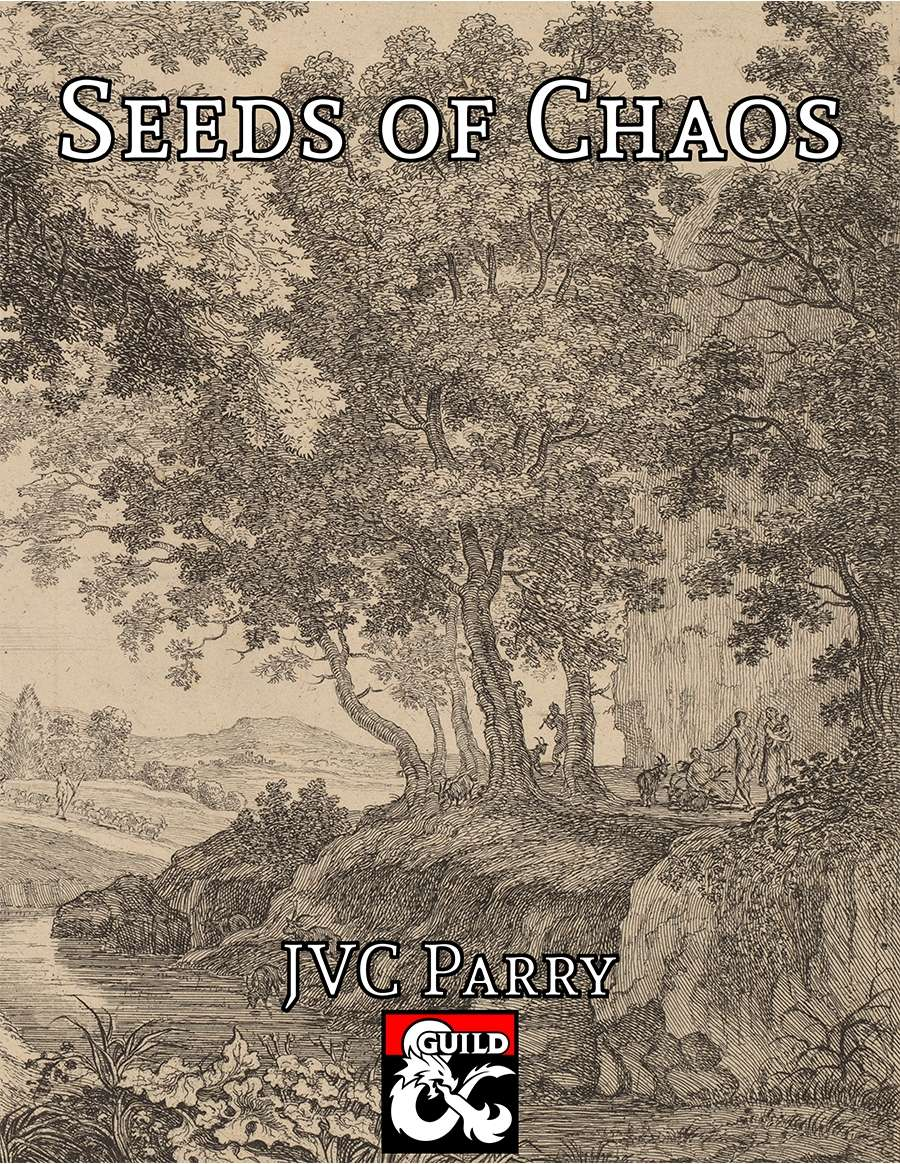 Cover of Seeds of Chaos