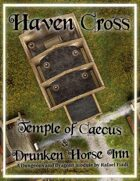 Haven Cross: The Temple of Caecus & The Drunken Horse Inn