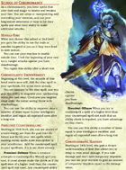 Chronomancer: The School of Chronomancy (5e Wizard Tradition/Archetype)