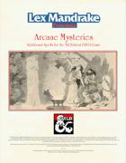 Arcane Mysteries
