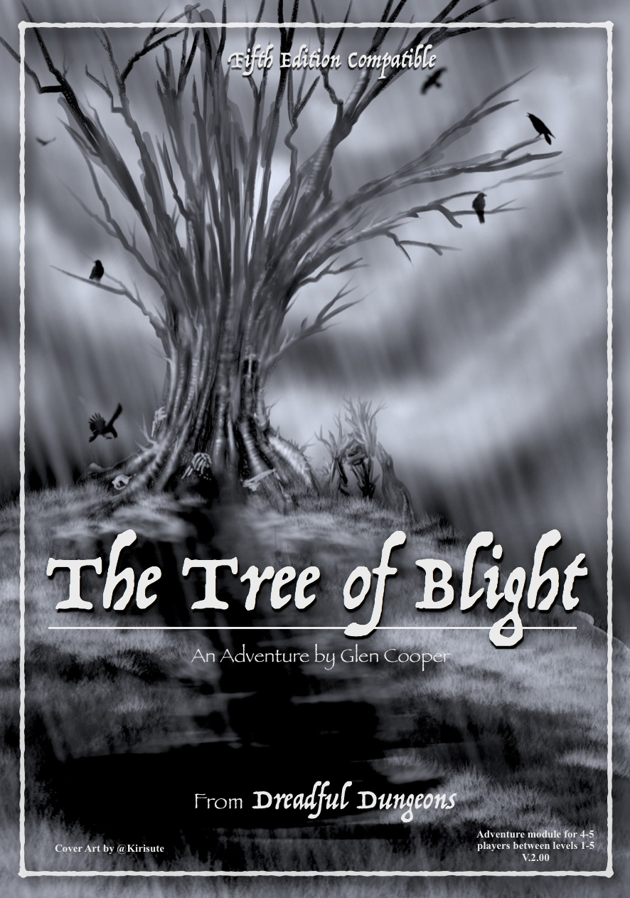 Cover of The Tree of Blight