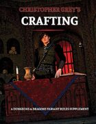 Christopher Grey's Crafting
